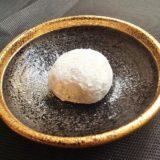 Image for Daifuku-Mochi au Sésame Noir at Kumano restaurant in Nice
